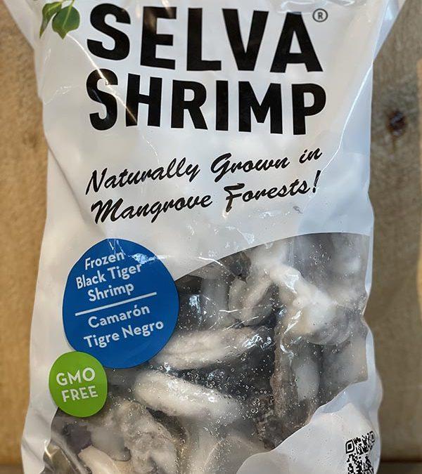 2 lb Bag Raw Shrimp (8/12 Frozen)