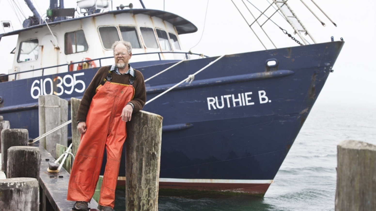 F/V: Ruthie B with Captain Willis Blount