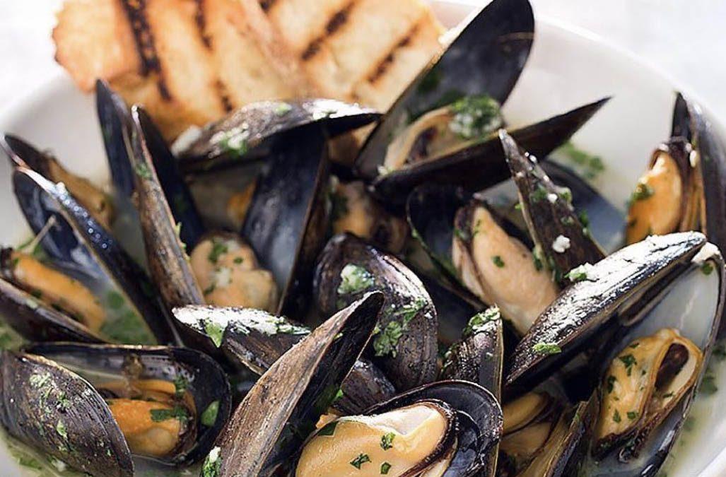 Mussels (PEI)