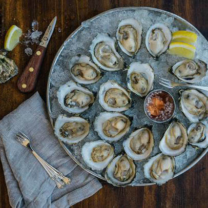 """Norumbegas """"Norms"""" Oysters (ME)"""