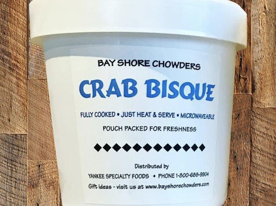 20 oz Crab Bisque (Frozen)