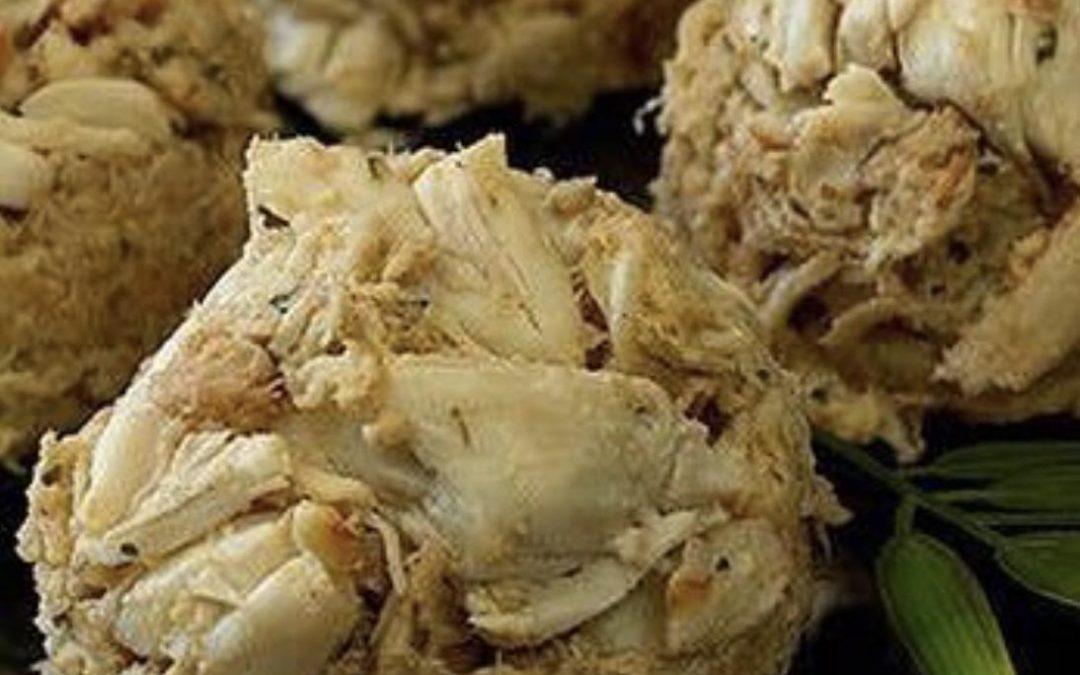 Maryland Jumbo Lumb Crab Cakes