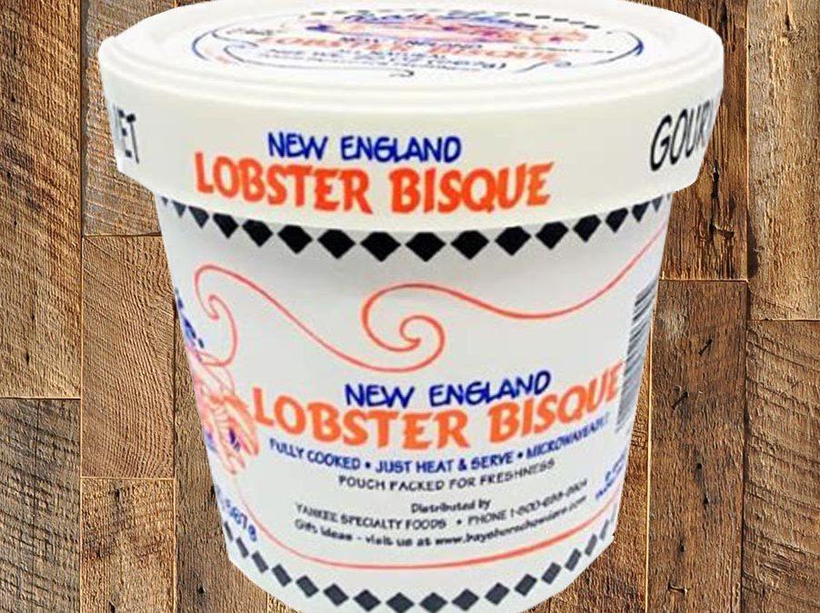 20 oz Lobster Bisque (Frozen)