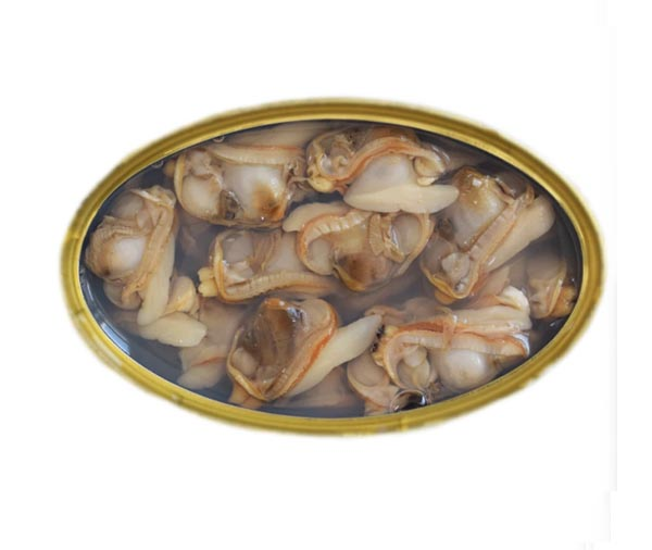 Clams in Brine