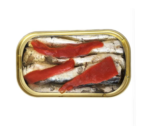 Sardines with Piquillo Pepper – OUT